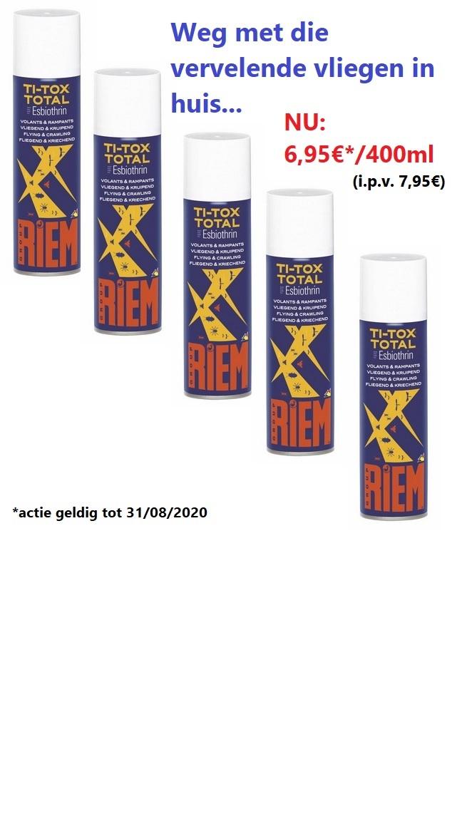 Ti-Tox Total promotie