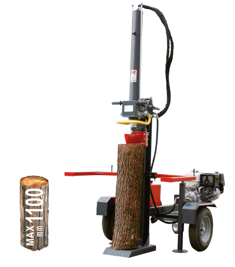 Verhuur kliefmachine (13 ton)